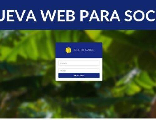 Renovamos la web para socios