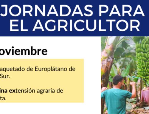 Jornadas para agricultores TENERIFE y LA PALMA