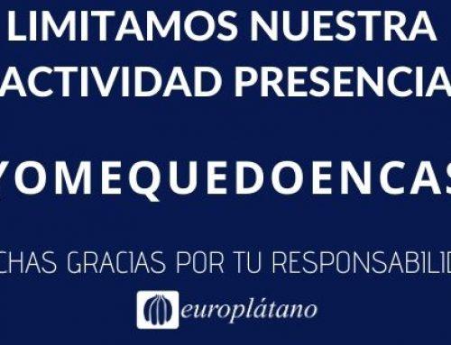 LIMITAMOS NUESTRA ACTIVIDAD PRESENCIAL