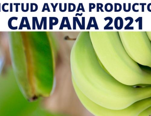 Solicitud ayuda a los productores Campaña 2021