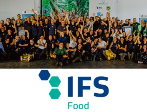 ¡Renovamos IFS Food!