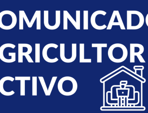 Comunicado Agricultor Activo