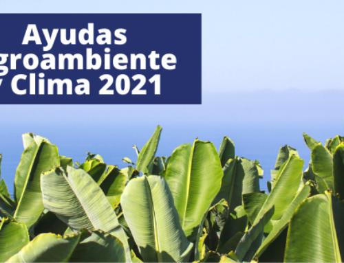 Ayudas Agroambiente y Clima 2021