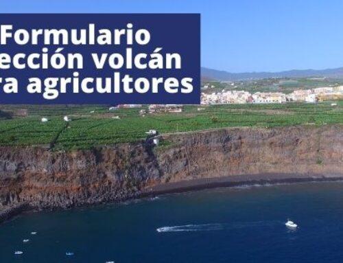 Formulario afección volcán para agricultores